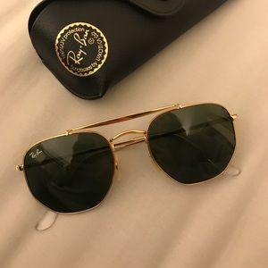 BRAND NEW Ray-Ban Hexagonal Sunglasses